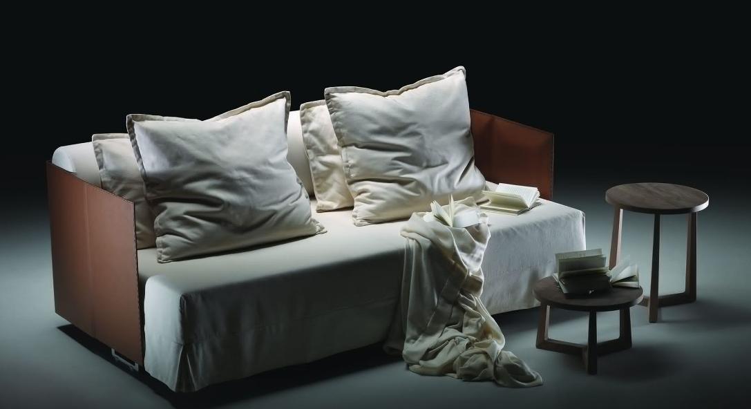 Sofá cama pequeño 2 plazas