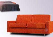 Sofá cama pequeño de apertura italiana