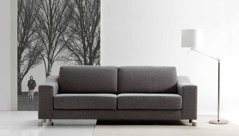 Sofá de diseño pequeño