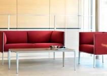 Sofá moderno para salones pequeños