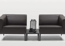 Sofá modular moderno y pequeño