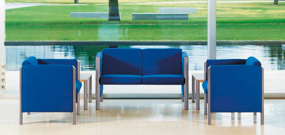 Sofá 2 plazas para espacios pequeños