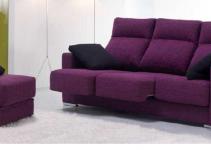 Sofá espacios pequeños barato
