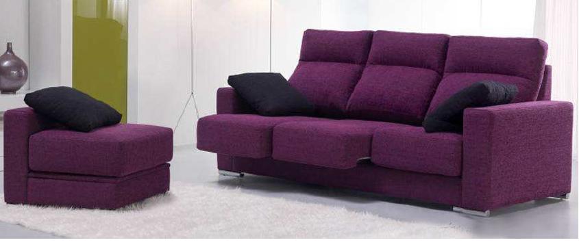 Sof s para espacios peque os for Sofa pequeno barato