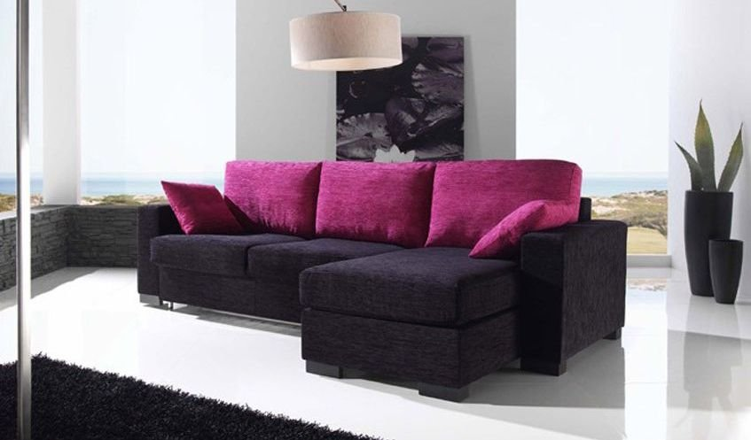 Sof s peque os de 3 plazas for Sofas 3 plazas mas cheslong